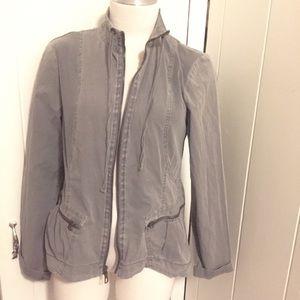 XCVI gray jacket